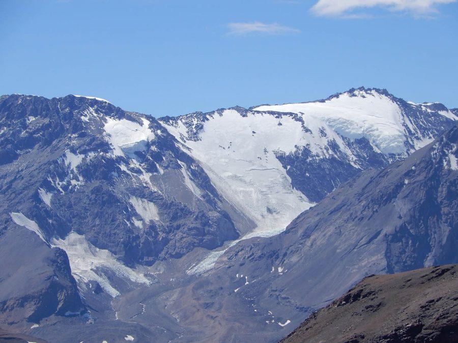Franco Buglio, Glaciar Risopatrón