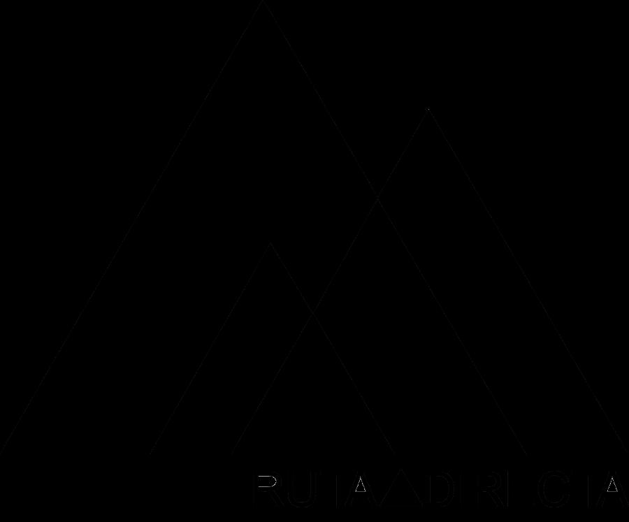 Logo Ruta Directa©. (Negro)