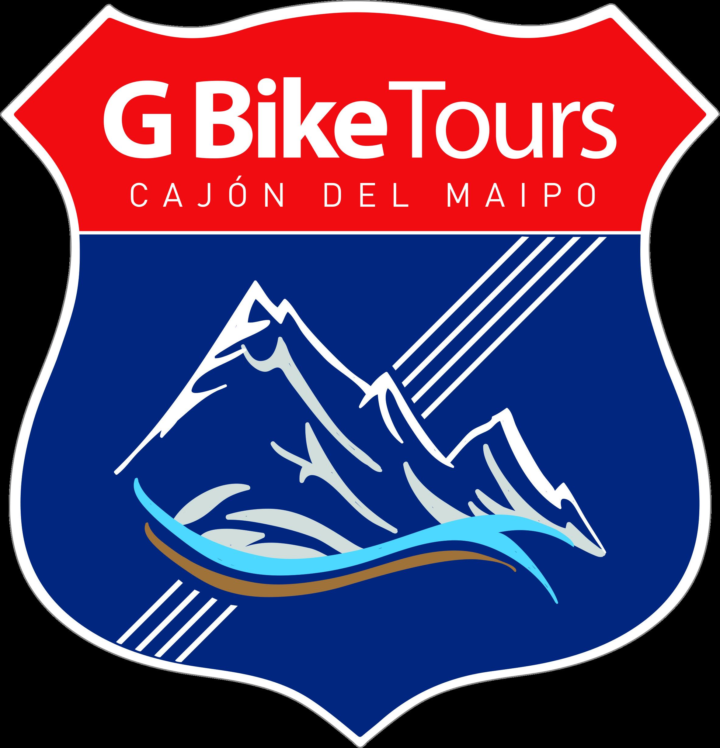 G Bike Tours Logo fondo transparente